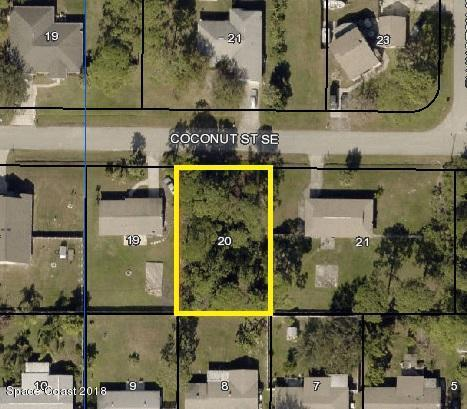 680 Coconut Street SE, Palm Bay, FL 32909 (MLS #810453) :: Pamela Myers Realty