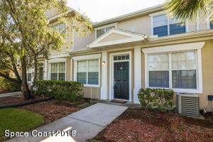 100 Colibri Way #102, Melbourne, FL 32901 (MLS #810516) :: Pamela Myers Realty