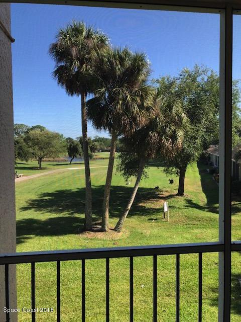 1600 Woodland Drive #8214, Rockledge, FL 32955 (MLS #810589) :: Pamela Myers Realty