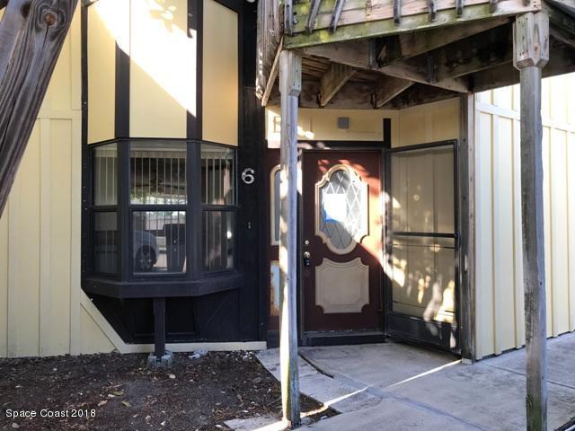 8500 Rosalind Avenue #6, Cape Canaveral, FL 32920 (MLS #810733) :: Pamela Myers Realty