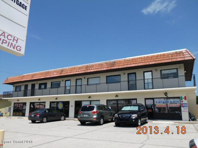 8010 N Atlantic Avenue #3, Cape Canaveral, FL 32920 (MLS #810786) :: Better Homes and Gardens Real Estate Star