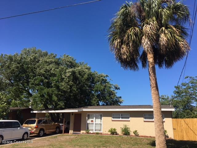 1240 Alsup Drive, Rockledge, FL 32955 (MLS #811081) :: Better Homes and Gardens Real Estate Star