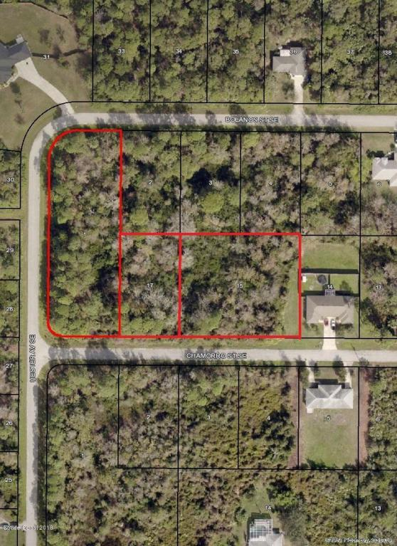 0 Bolanos, Palm Bay, FL 32909 (MLS #811196) :: Better Homes and Gardens Real Estate Star