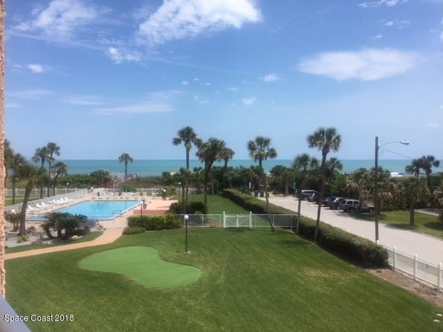220 Young Avenue #38, Cocoa Beach, FL 32931 (MLS #812194) :: Premium Properties Real Estate Services