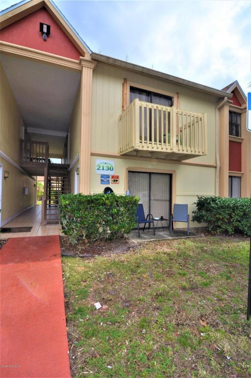 2130 Forest Knoll Drive NE #108, Palm Bay, FL 32905 (MLS #812650) :: Premium Properties Real Estate Services
