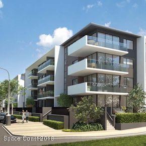 158 S Atlantic Avenue Ph Floor 4, Cocoa Beach, FL 32931 (MLS #813146) :: Premium Properties Real Estate Services