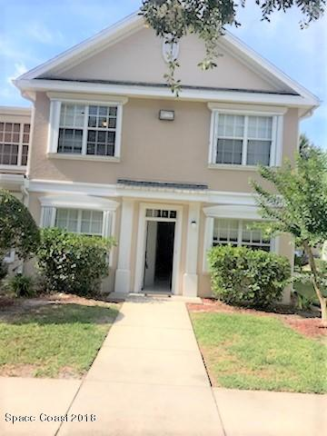 115 Turpial Way #105, Melbourne, FL 32901 (MLS #813324) :: Better Homes and Gardens Real Estate Star