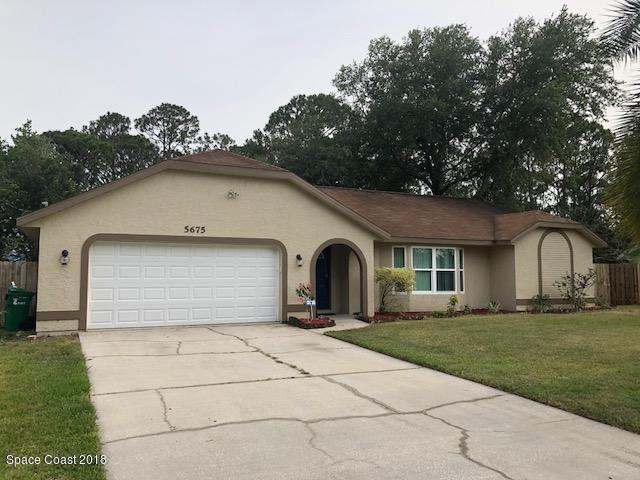 5675 Datura Street, Cocoa, FL 32927 (MLS #813544) :: Pamela Myers Realty