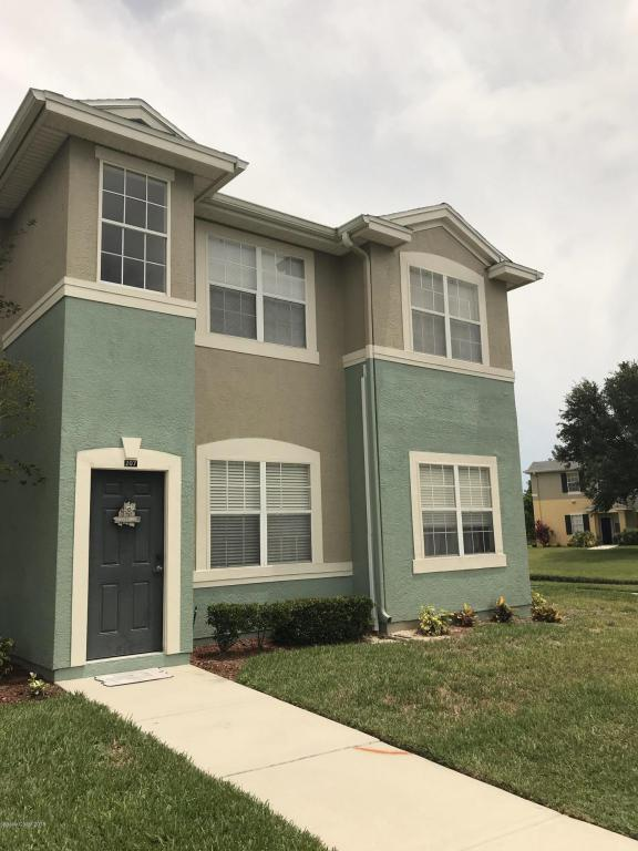 5663 Star Rush Drive #207, Melbourne, FL 32940 (MLS #813821) :: Premium Properties Real Estate Services