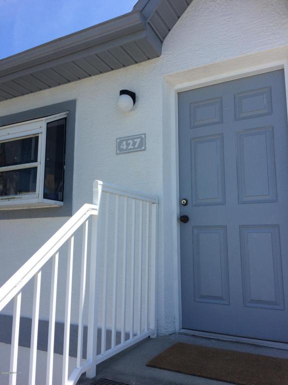 427 Ocean Park Lane V150, Cape Canaveral, FL 32920 (MLS #813958) :: Premium Properties Real Estate Services