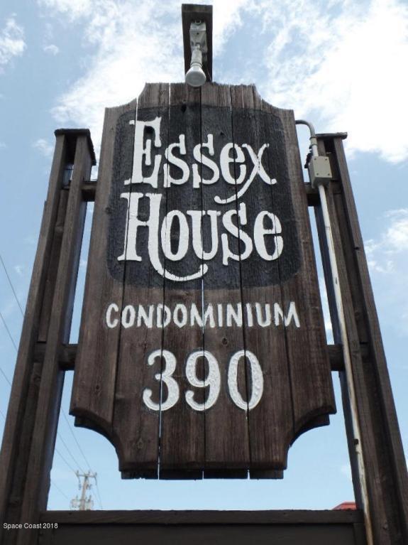 390 W Cocoa Beach Causeway 5-1, Cocoa Beach, FL 32931 (MLS #814132) :: Premium Properties Real Estate Services