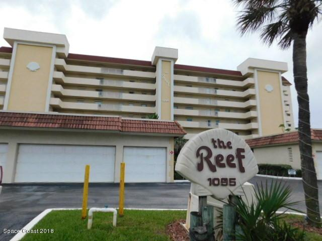 1095 N Highway A1a Highway #404, Indialantic, FL 32903 (MLS #814174) :: Better Homes and Gardens Real Estate Star