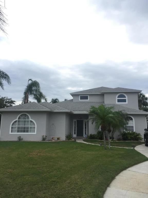 3180 Crescent Beach Court, Merritt Island, FL 32952 (MLS #814395) :: Pamela Myers Realty
