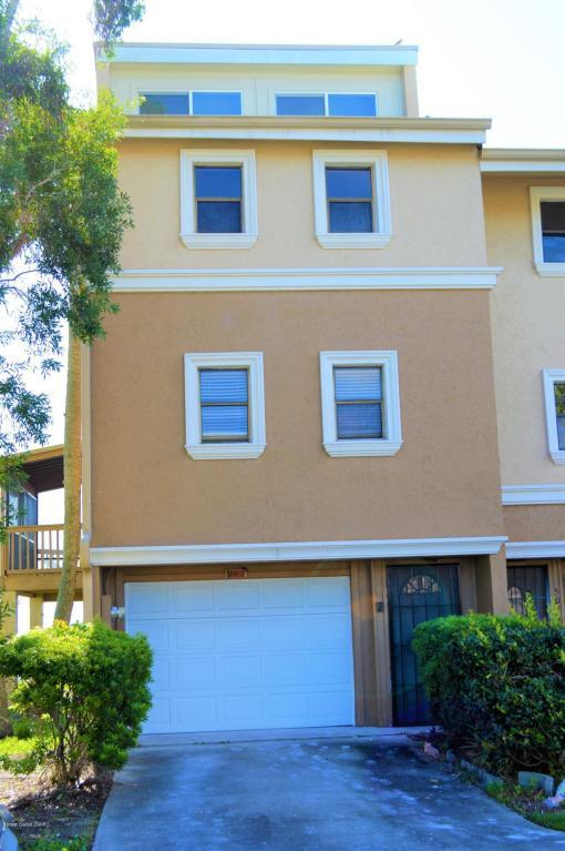 5071 Riveredge Drive #10, Titusville, FL 32780 (MLS #814529) :: Better Homes and Gardens Real Estate Star
