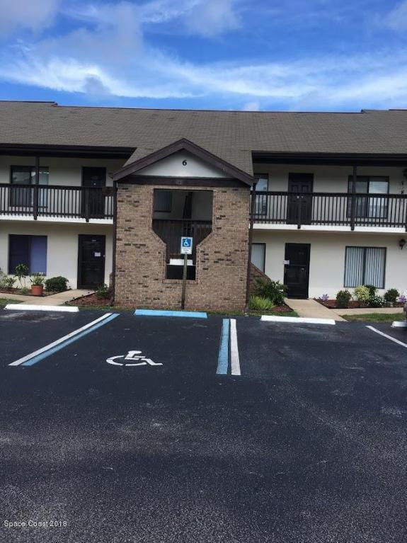 1515 Huntington Lane #621, Rockledge, FL 32955 (MLS #814581) :: Premium Properties Real Estate Services
