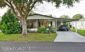 116 Aquarius #26, Cocoa, FL 32926 (MLS #814601) :: Premium Properties Real Estate Services