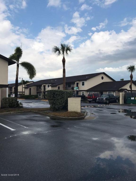 2939 Regency Drive R939, Melbourne, FL 32935 (MLS #814734) :: Premium Properties Real Estate Services