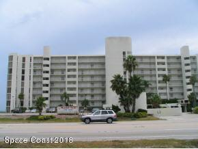 2225 Highway A1a #407, Satellite Beach, FL 32937 (MLS #815012) :: Better Homes and Gardens Real Estate Star