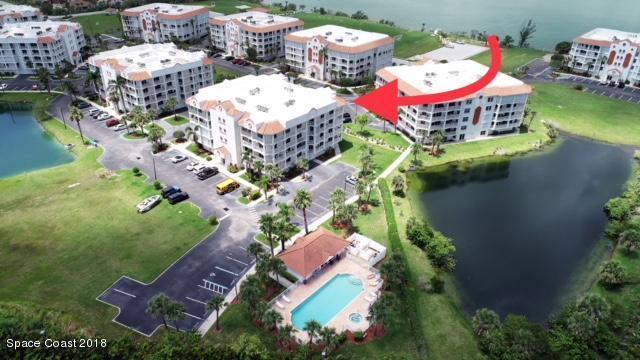 8932 Laguna Lane #501, Cape Canaveral, FL 32920 (MLS #815500) :: Premium Properties Real Estate Services