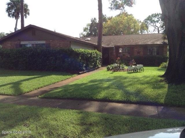 3596 Alan Drive, Titusville, FL 32780 (MLS #815630) :: Premium Properties Real Estate Services