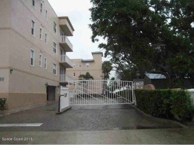 590 S Banana River Drive #303, Merritt Island, FL 32952 (MLS #815799) :: Premium Properties Real Estate Services