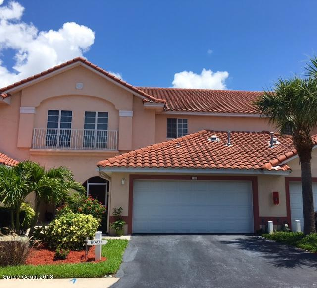 138 Manny Lane #29, Cape Canaveral, FL 32920 (MLS #816847) :: Pamela Myers Realty