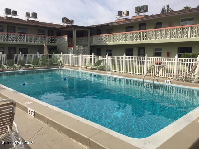 5600 N Banana River Boulevard #16, Cocoa Beach, FL 32931 (MLS #817314) :: Premium Properties Real Estate Services