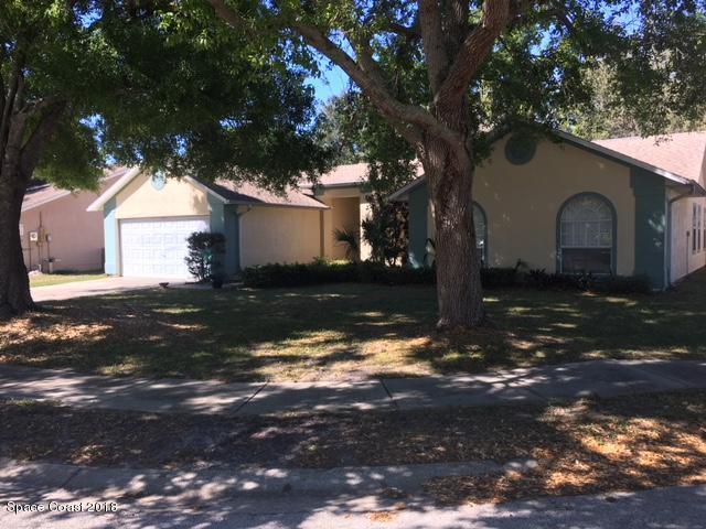 3312 Meadowridge Drive, Melbourne, FL 32901 (MLS #817324) :: Platinum Group / Keller Williams Realty