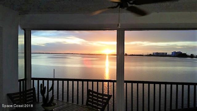 3601 S Banana River Boulevard A-304, Cocoa Beach, FL 32931 (MLS #817875) :: Pamela Myers Realty
