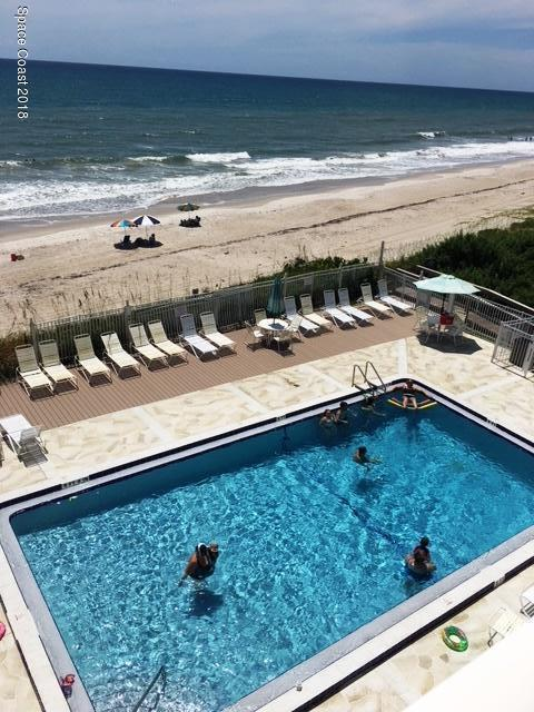 2055 Highway A1a #402, Indian Harbour Beach, FL 32937 (MLS #818478) :: Better Homes and Gardens Real Estate Star