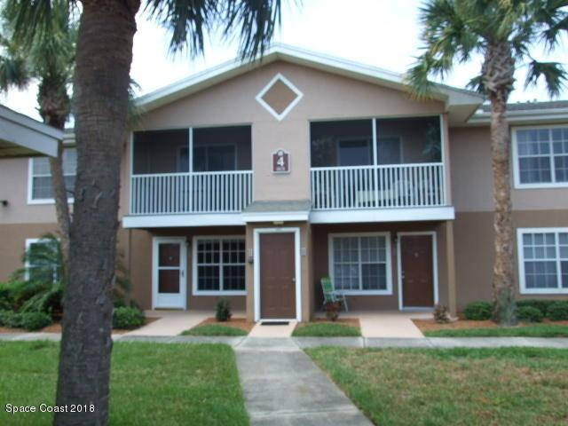 1821 Long Iron Drive #423, Rockledge, FL 32955 (MLS #819276) :: Pamela Myers Realty