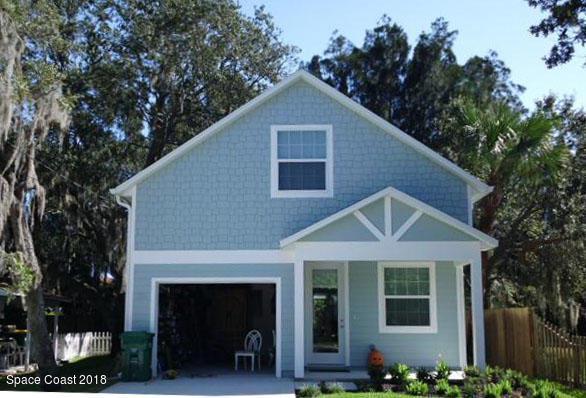 1805 Platt Street, Melbourne, FL 32901 (MLS #819608) :: Better Homes and Gardens Real Estate Star