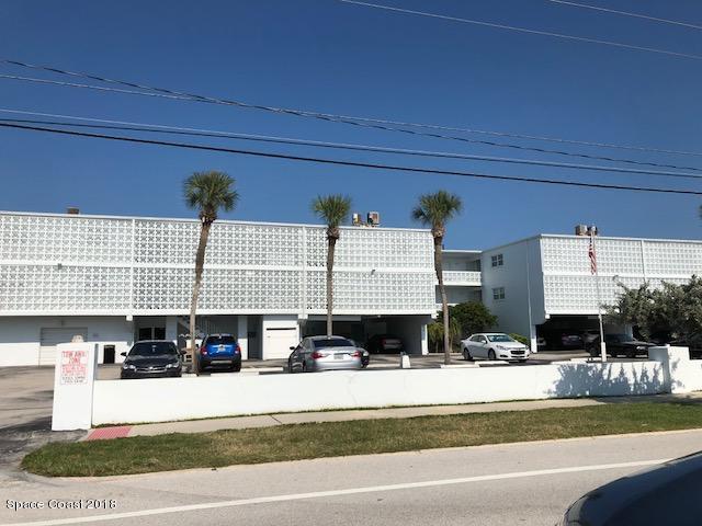 4800 Ocean Beach Boulevard #105, Cocoa Beach, FL 32931 (MLS #819629) :: Pamela Myers Realty