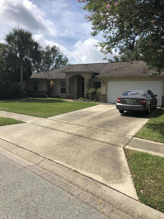 1329 Heritage Acres Boulevard, Rockledge, FL 32955 (MLS #819781) :: Premium Properties Real Estate Services