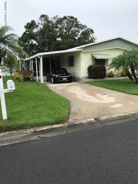 105 Lamplighter Drive, Melbourne, FL 32934 (MLS #819782) :: Premium Properties Real Estate Services