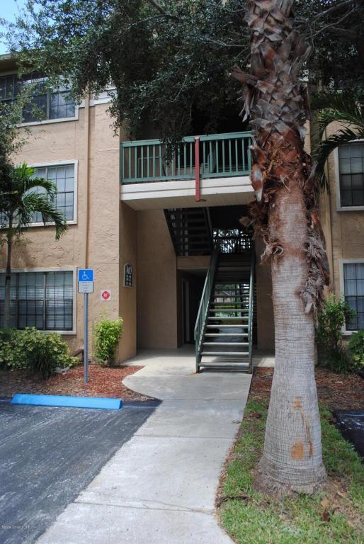 7667 N Wickham Road #812, Melbourne, FL 32940 (MLS #820655) :: Better Homes and Gardens Real Estate Star