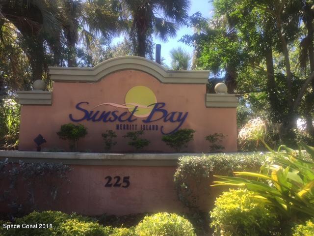 225 S Tropical Trail #807, Merritt Island, FL 32952 (MLS #821178) :: Better Homes and Gardens Real Estate Star