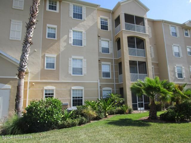 1576 Peregrine Circle #106, Rockledge, FL 32955 (MLS #821450) :: Better Homes and Gardens Real Estate Star
