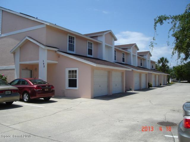 105 Escambia Lane #804, Cocoa Beach, FL 32931 (MLS #822910) :: Pamela Myers Realty