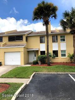 606 Cedar Side Circle NE #121, Palm Bay, FL 32905 (MLS #823342) :: Premium Properties Real Estate Services