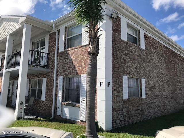 190 E Olmstead Drive #9, Titusville, FL 32780 (MLS #824289) :: Pamela Myers Realty