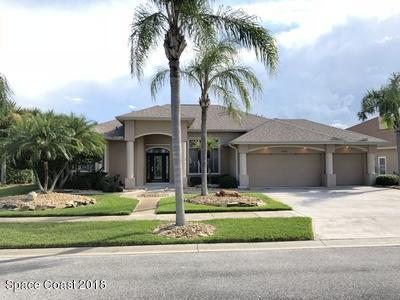 2301 Brightwood Circle, Rockledge, FL 32955 (MLS #824656) :: Pamela Myers Realty