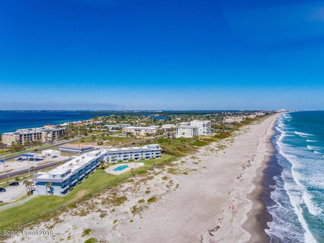 2101 S Atlantic Avenue #308, Cocoa Beach, FL 32931 (MLS #824785) :: Premium Properties Real Estate Services
