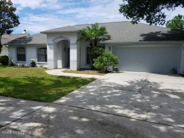 5068 Alamanda Drive, Melbourne, FL 32940 (MLS #825264) :: Pamela Myers Realty