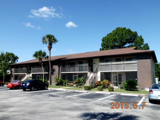 3213 Murrell Road #205, Rockledge, FL 32955 (MLS #825277) :: Pamela Myers Realty