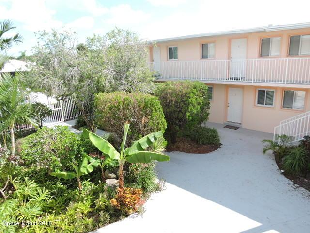211 Circle Drive #4, Cape Canaveral, FL 32920 (MLS #825393) :: Premium Properties Real Estate Services