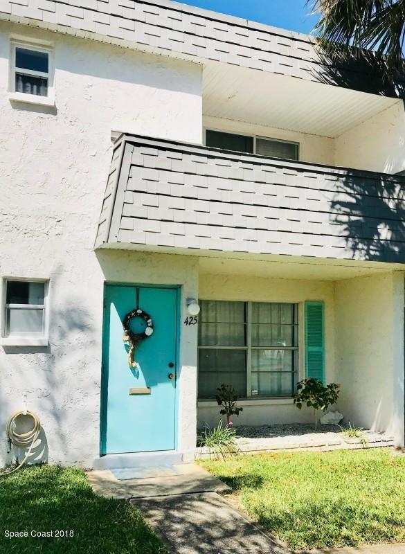 425 Blue Jay Lane #54, Satellite Beach, FL 32937 (MLS #825487) :: Premium Properties Real Estate Services