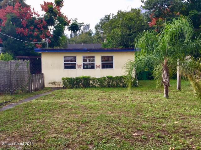 107 Grimes Street, Cocoa, FL 32922 (MLS #828518) :: Platinum Group / Keller Williams Realty