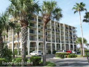 2090 N Atlantic Avenue #207, Cocoa Beach, FL 32931 (MLS #828919) :: Premium Properties Real Estate Services