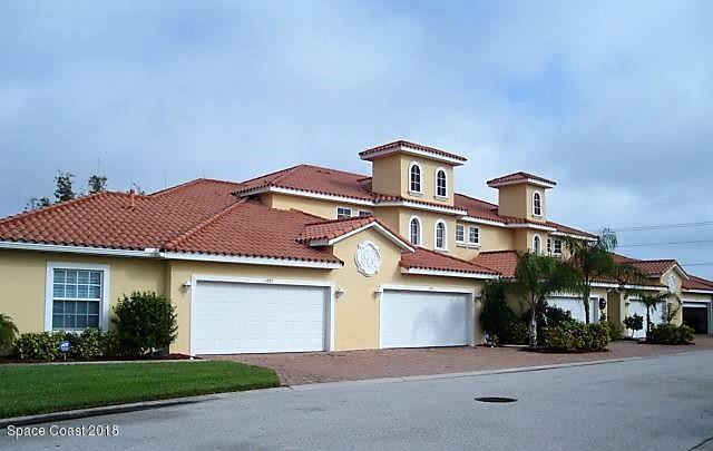 1271 Etruscan Way #110, Indian Harbour Beach, FL 32937 (MLS #829150) :: Platinum Group / Keller Williams Realty